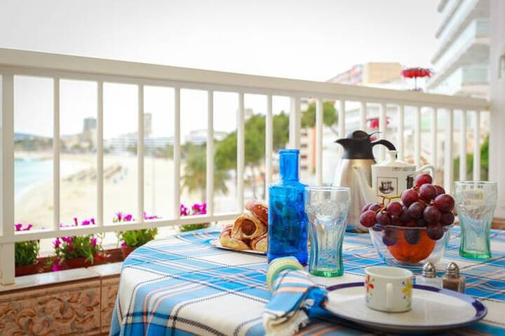 AMAZING BEACHFRONT in PALMANOVA APT - Torrenova - Talo