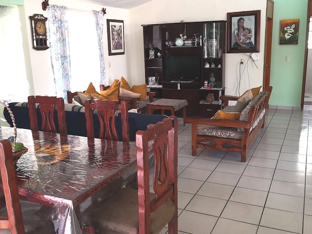 Comfortable and quiet apartment in Teotihuacan