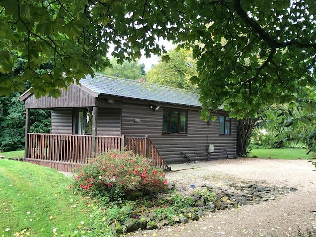 Hazel Lodge Log Cabin