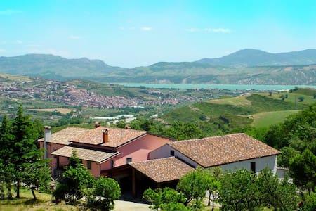 Casa Vacanze nel verde del Parco del Pollino - Chiaromonte - Vila