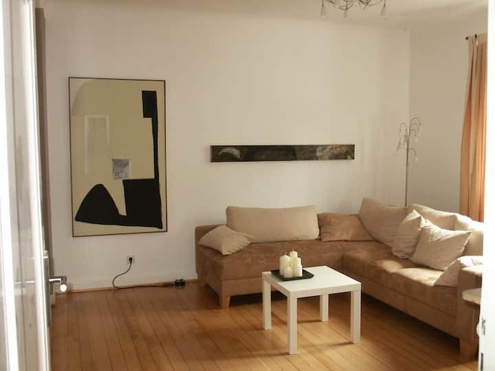 Elegante 3-Zimmerwohnung in bevorzugter Wohnlage
