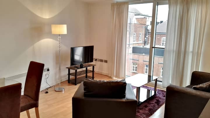 SLG Clerkenwell Executive 1 Bedroom Apartments
