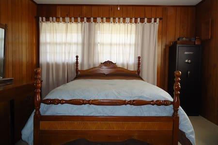 Twin Oaks Bedroom #4 - Live Oak