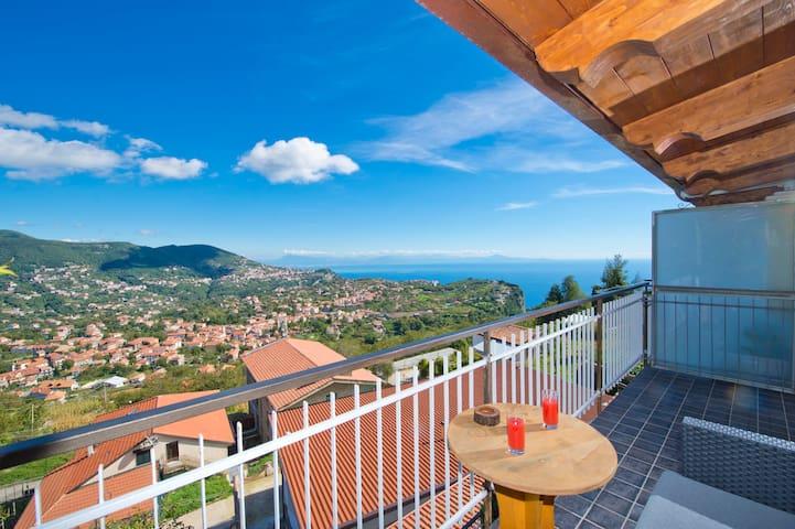 Valle degli Dei  B&b Gaia Room on Amalfi Coast