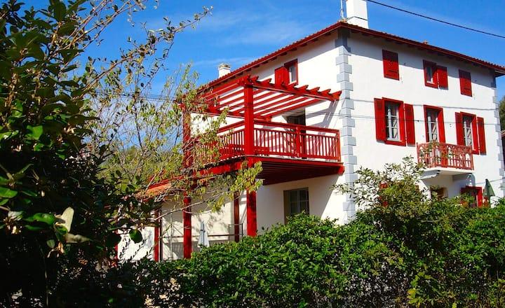 Bel appartement 4 PERS  au Pays-Basque