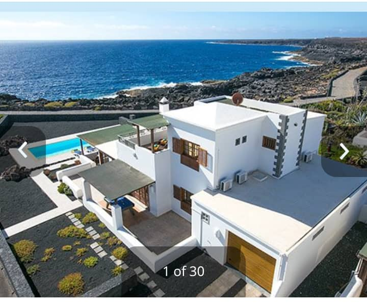 Villa Mareas, vacaciones frente al mar