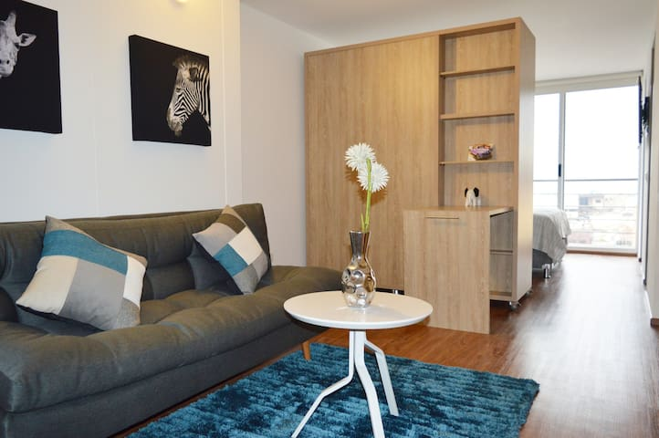 New apartment in Chapinero Near sites of interest