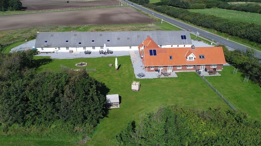 Måske det billigest B&B i Nordjylland :-)
