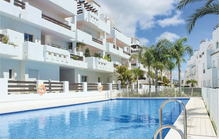 Holiday apartment with 2 bedrooms on 107m² in Estepona