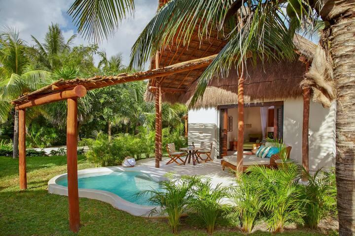 Viceroy Riviera Maya -Oceanview Villa