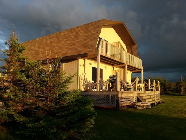 Sandcastles Beach House - On PEI's Best Beach
