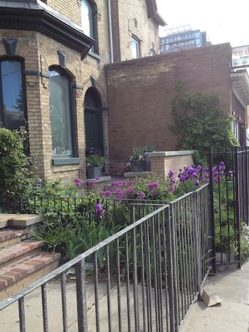 Victorian House - lower Cabbagetown