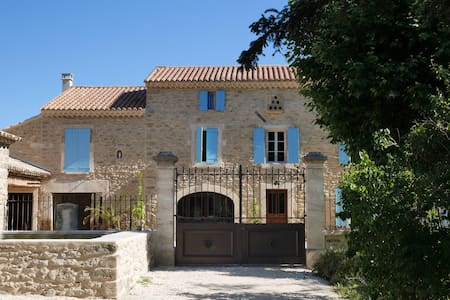 Independent cottage on traditional Provence Domain - Colonzelle - 獨棟