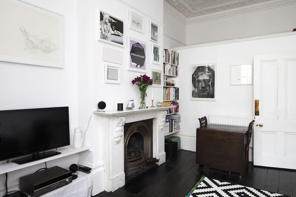 Hove/Brighton SeaView balcony flat