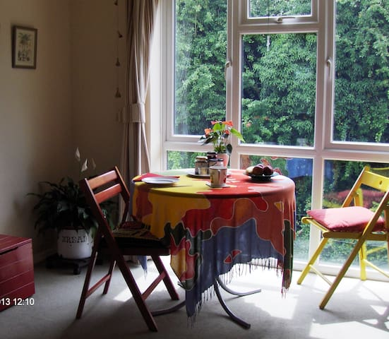Quiet, spacious room, parking - Saffron Walden - Apartment