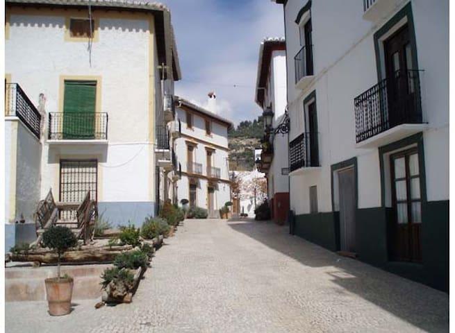 Casa   Brigitte -  Granada /Castril - Castril - Hus