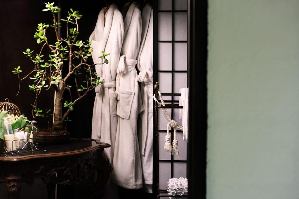 Zen retreath