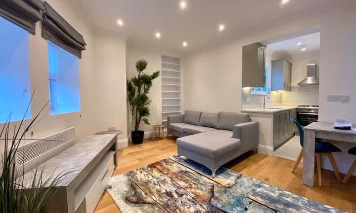 2 bedroom flat in Belgravia