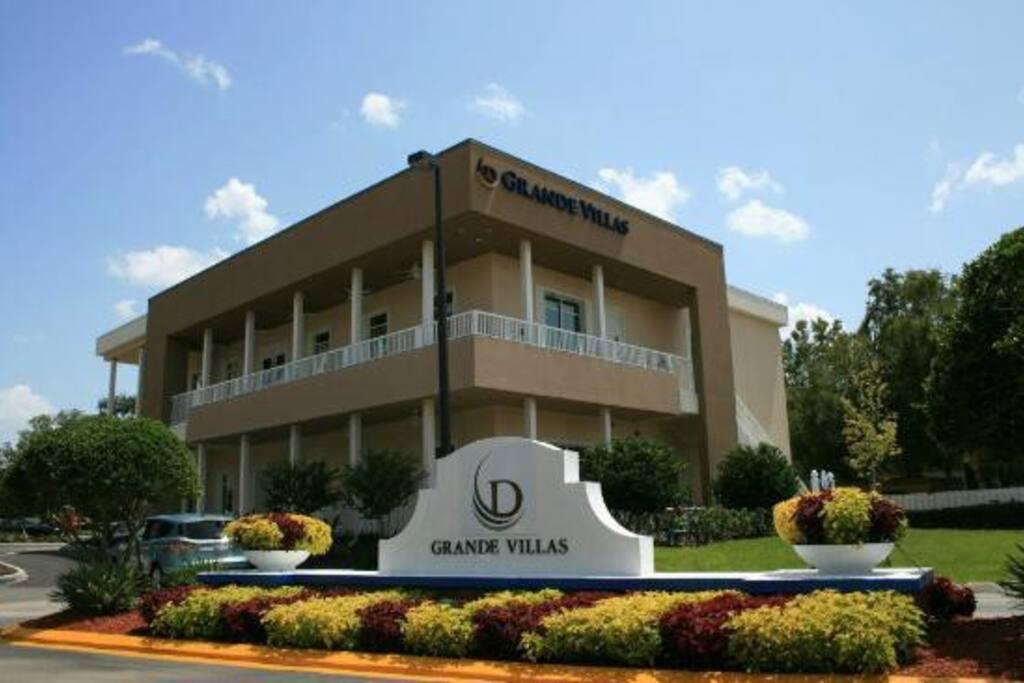 Diamond Resort's, Grande Villas!