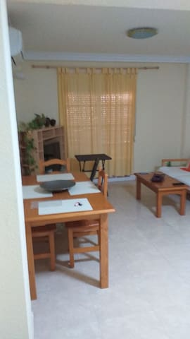 Apartamento para pareja en zona cómoda y tranquila