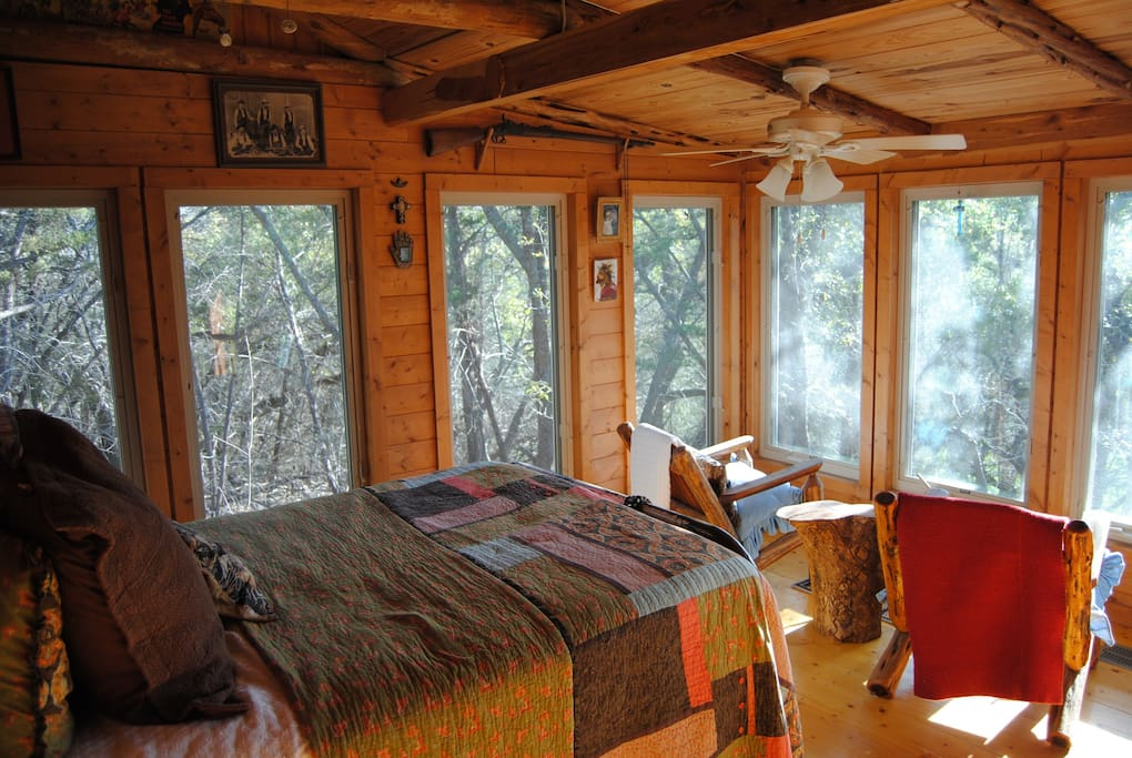 Salvation Cabin Houses For Rent In Wimberley Texas