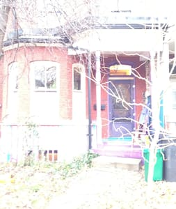 Kensington Shared Victorian House 2 - Toronto - House