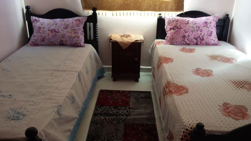 Joli Appartement meublé à Taddart Haut AnzaAgadir - Agadir - Wohnung