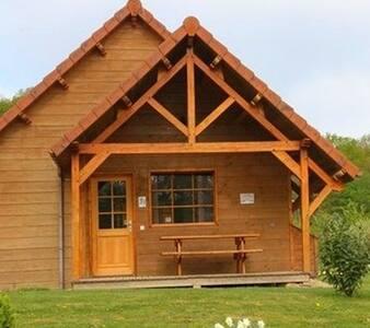 Maison bois 6 personnes - House