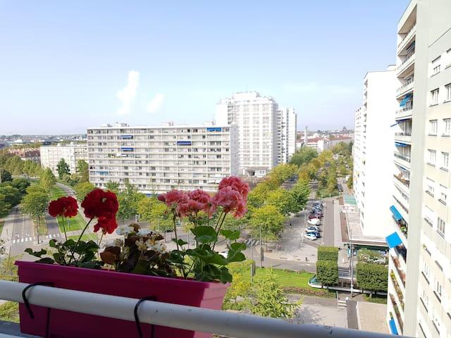 Amazing views apartment centre of Strasbourg