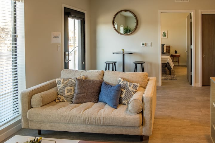 Stylish 1BR Apt in Capitol View South