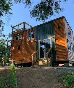 Rocky River Cotton Tiny House