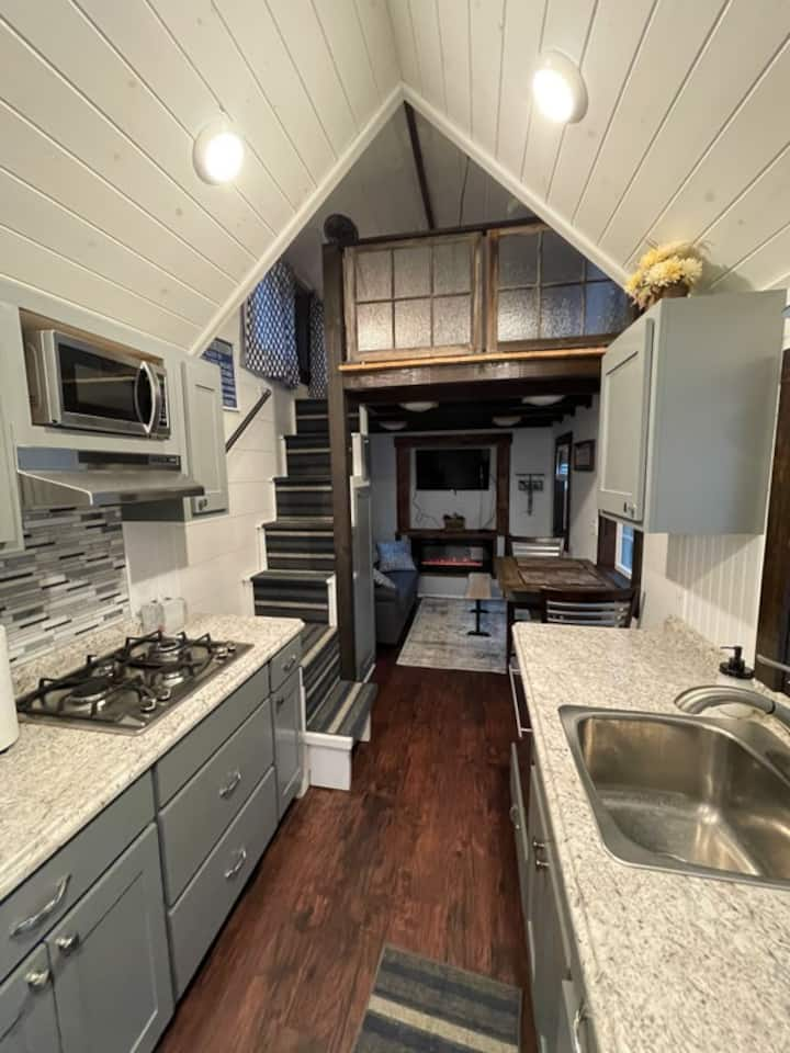 Shindig Tiny Home - Longleaf Tiny House