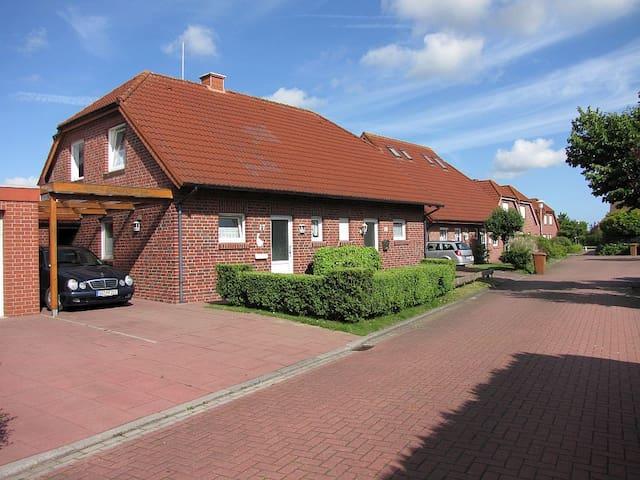 Ferienhaus an der Nordsee  - Wangerland - Maison