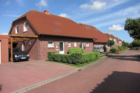 Ferienhaus an der Nordsee  - Wangerland - Dom