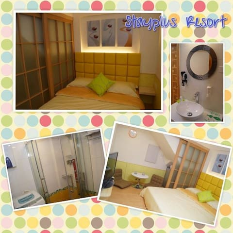 Cheung Chau Guesthouse - Room for 2 - Hong Kong