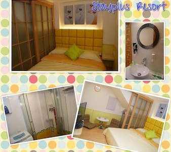 Cheung Chau Guesthouse - Room for 2 - Hong Kong - Apartemen