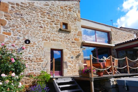 La Batisse Dorée, Bed & Breakfast - Vic-le-Comte