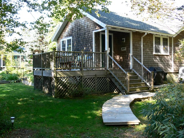 Cozy Maine Cottage located on MDI - Southwest Harbor - Houten huisje