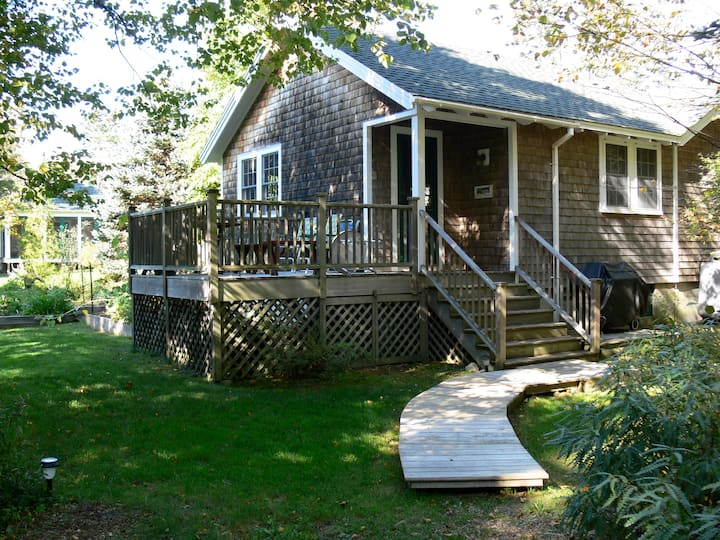 Cozy Maine Cottage located on MDI