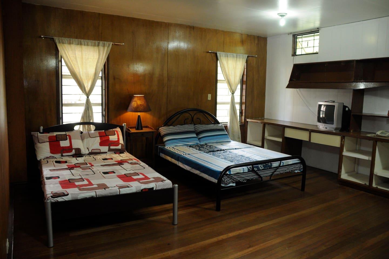 The Del Pilar room
