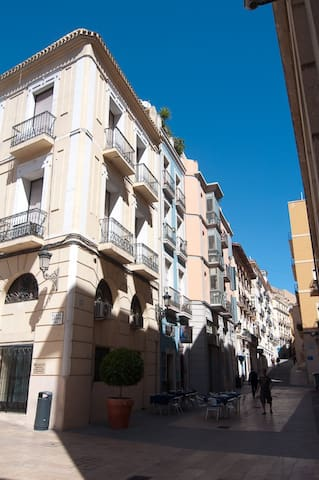 Cosy Beachside Flat City Centre - Alicante