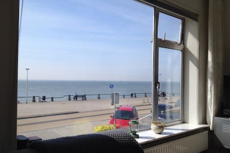 Beach apartment with sea view - 弗利辛恩(Vlissingen) - 公寓