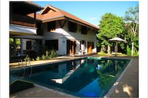 Cool off in our swimming pool!