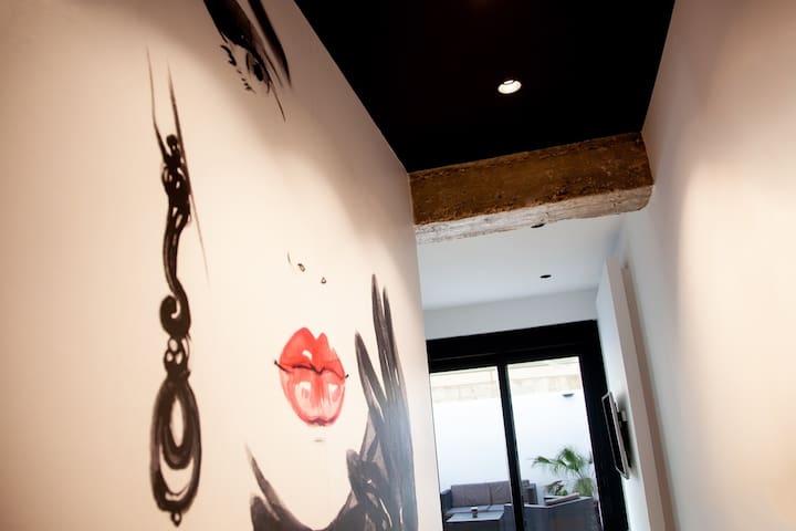 Loft moderno exclusivo en Zaragoza con garaje