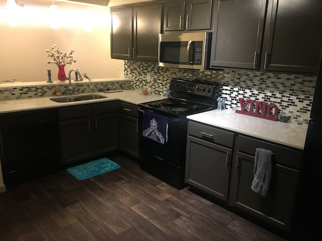 Updated 2 BR Apt near Stadiums - Arlington - Lägenhet
