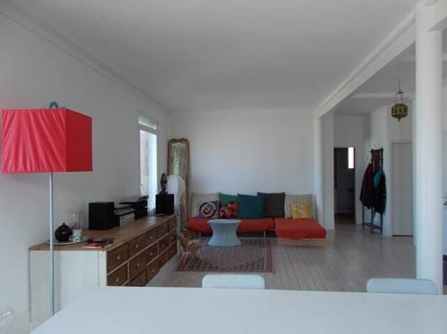 Bel appartement front de mer à Ault - Ault - Leilighet