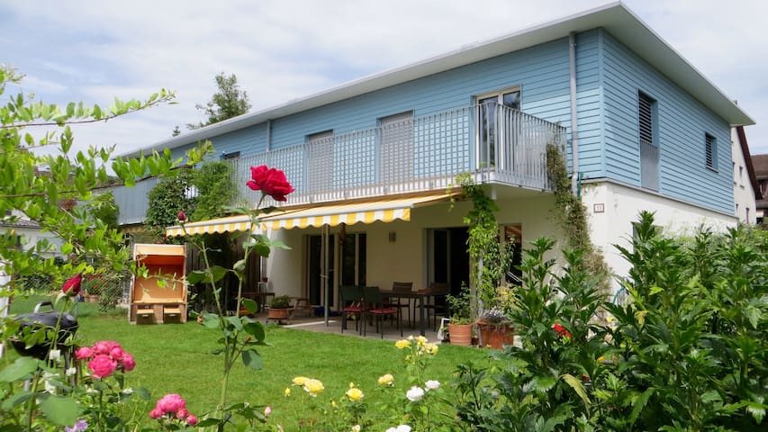 Entire Familyhome Zuerich, 4 BR - Männedorf - House