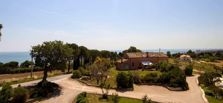 Atmospheric Villa with Spectacular Adriatic Views