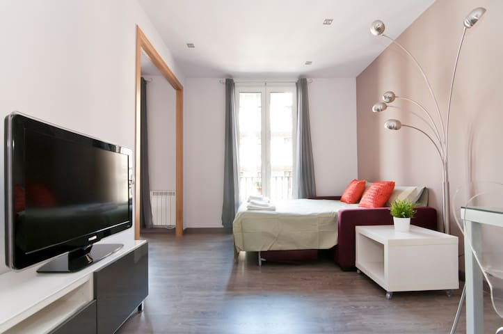New flat in Center -Paseo de Gracia