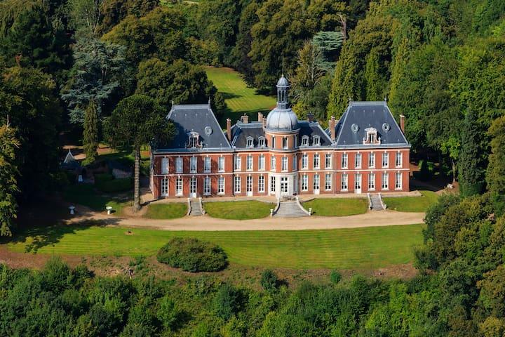 Chambre Blanche chateau du landin - Le Landin